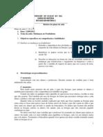 01 e 02 - PLANO DE AULA MUDANÇAS NO FEUDALISMO