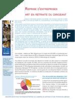 TMO REGIONS - DCASPL Reprise d'Entreprises Au départ en Retraite Du Dirigeant