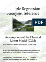 Multiple Regression Analysis- Inference