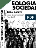 Colleti, Lucio* - Berstein y El Marxismo de La Segunda Internacional