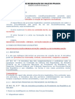 Processo Legislativo Constitucional II