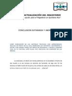 Conclusion Eutanasia Aborto Andrea