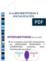 SOCIALIZACIÓN