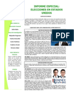 Informe Especial - Elecciones Usa
