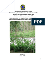 Plano Nacional de Silvicultura