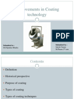 Ppt Coating Technology