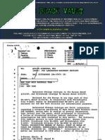 Joe Paterno FBI File