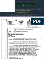 Joe Paterno FBI File