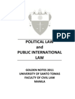 Ustgn Political Law