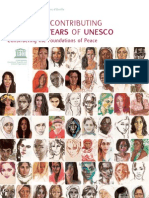 60 Women Contributing to the 60 Years of UNESCO