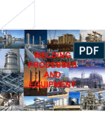 Welding Processes and Equipment