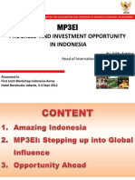 Presentasi Pada 1st Joint Workshop Korea-Indonesia on Industry and Regional Develpoment