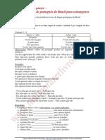 Livro Muito Prazer portugues gramatica-unidade5