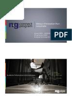 NG Connect - Moteur d'innovation pluri-industrielle