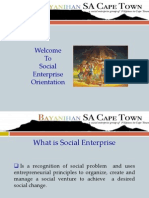 Social Enterprise, Br