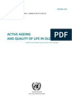 Active Aging Report
