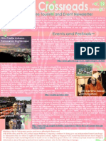 Gifu Prefecture Tourism and Event Newsletter - September 2012