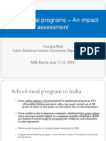 4_School Meal Programs – An Impact Assessment (F. Afridi)