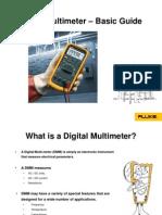 Digital Multimeters - Basic Guide