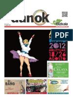 Nº 30 - Danok Bizkaia - Aste Nagusia 2012