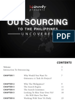 Outsourcing to the Philippines Uncovered