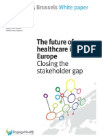 The Future of Healthcare in Europe
