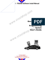OBD Code Scanners - TIS2000 Pls Dongle Manual