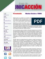 ComunicAcción nº 2 Septiembre 2012
