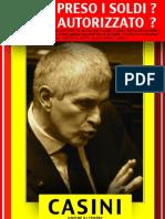 A CASINI PIERFERDINANDO DELL' UDC, UNIONE DI CENTRO..