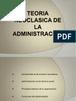 Teoria Neoclasica de La Administracion 4