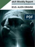 UFO Alien Prometheus