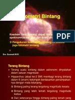 Fotometri Bintang