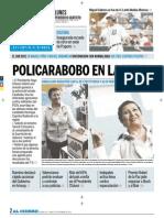 Ciudad Valencia Lunes 03-09-2012