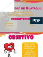 Cardiotonicos Practica