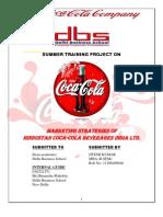 Marketing Strategies of Coca Cola India Ltd Jitesh