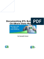 Documenting ETL Rules in CA ERwin