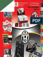 Catalogo International Tobacco Agency - September 2012