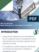 FDI AConvinient Solution