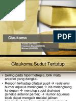 REFERAT Glaukoma