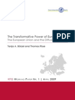 The Transformative Power of Europe