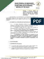 Edital nº352012