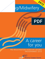Nursing and Midwifery a Career for You 2012 NCC