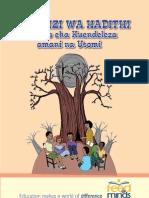 FTM-Storytelling Maunual (Kiswahili)