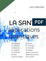 La Sante Applications Quantiques - Lara LELLOUCHE