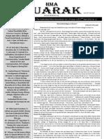 HMA PUARAK Issue 6 2nd Sept 2012