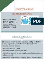 SKS Microfinance