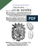 Andres Fernández_tratado de peste en Cartagena_1676_spagnolo