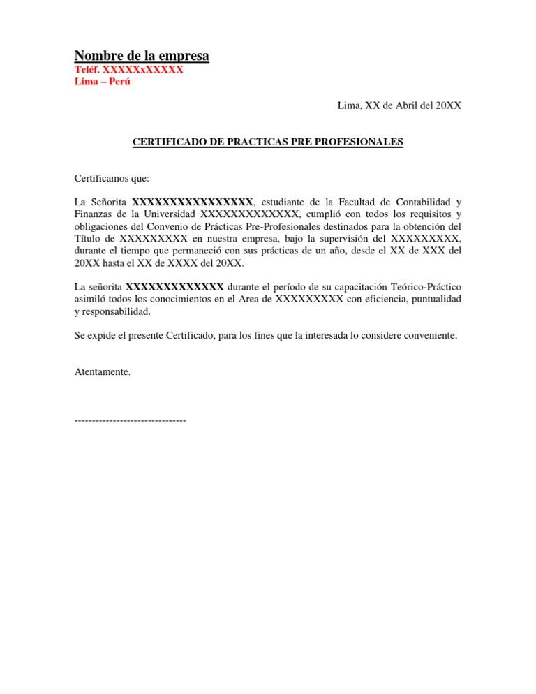 Modelo Carta De Solicitud De Constancia De Trabajo De Bono