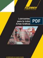 Kluber Lub Esp Artes Graficas