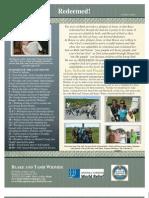 August 2012 E-newsletter